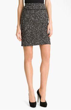 Nanette Lepore 'Estate' Pencil Skirt