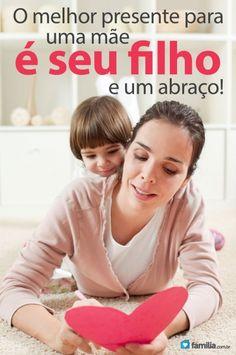 Familia.com.br | #Ideias de #presentes para o #Dia das #Maes. #amor #carinho