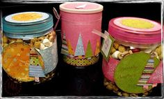 Homemade Christmas Gifts in Jars - Simply Sweet Home