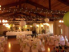 beamed ceiling - nicer than a barn, heat & a/c