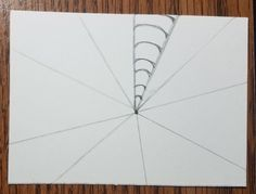 How to Draw an Op Art Bullseye - Art by Ro Drawing Practice, Line Drawing, Illusion Drawings, Bridget Riley, Victor Vasarely, White Highlights, Vanishing Point, Back Off, Artist Trading Cards