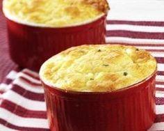 Petits flans de chou-fleur (facile, rapide) - Une recette CuisineAZ