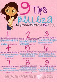 9 Tips de Belleza