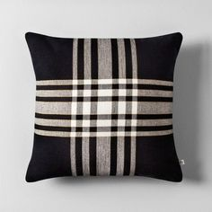 "Plaid Throw Pillow (18"") - Hearth & Hand with Magnolia : #Target #ad"