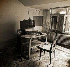 Ghost Town Zeugen der Zeit LOST PLACE