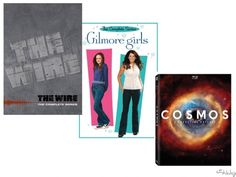 Gifts For Homebodies: Complete Series DVDs