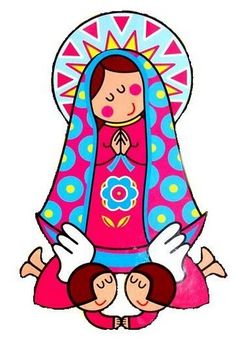 caricaturas de virgencitas - Google Search