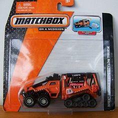 Matchbox Jungle Expedition Truck