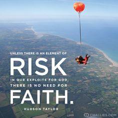Risk & Faith - Hudson Taylor