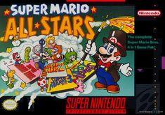 Super Mario All-Stars (SNES / Super Nintendo) News, Reviews ...