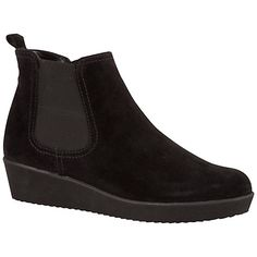 eaebfb72abdc Buy Gabor Ghost Wide Suede Ankle Boots