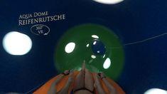 Aqua Dome Reifenrutsche (Double Tube Waterslide) 360° VR POV Onride Water Slides, Vr, Tube, Aqua, Water