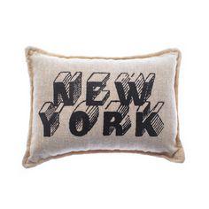 New York Balsam Pillow