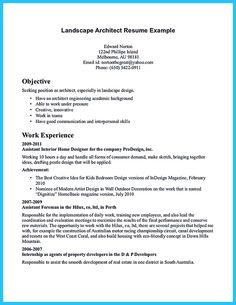 architect resume samples  If you are an architect, and you want to make a proposal for your job, you need to provide Architect Resume Samples. You need to explain about your de...