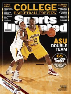 Briann January graced the cover of Sports Illustrated.