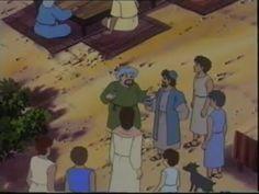 1/3 Las Bodas de Cana - Biblia dibujos animados