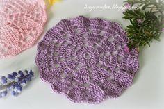Lacy Crochet: Daisy and Dahlia Doilies