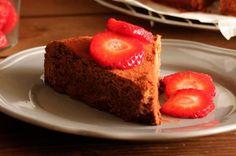 Κέικ με ταχίνι νηστίσιμο Greek Sweets, Dessert Recipes, Desserts, Meatloaf, Cheesecake, Muffin, Cupcakes, Cookies, Breakfast