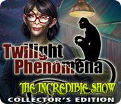 Twilight Phenomena: The Incredible Show Collector's Edition - http://www.allgamesfree.com/twilight-phenomena-the-incredible-show-collectors-edition/  -------------------------------------------------  From ERS Game Studios, acclaimed creators of the PuppetShow and Grim Façade series, comes a new phenomenon to investigate!It's that time of year again! Visiting the Strauss Circus has been a tradition for you and your sister, Judith, for many years.  But this year, whe