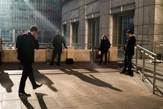 Canary Wharf. Move like a shadow to avoid debates with annoying security staff. #leica #streetphotography