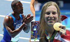 Lilly King questions Justin Gatlin's participation at Rio 2016