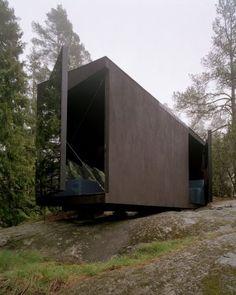 Summer Cabin 4:12, Ingarö, Sweden #Architecture