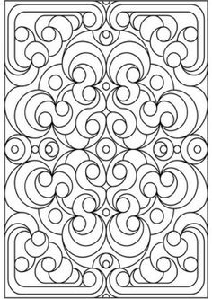 find this pin and more on pintar abstracto geometric design colouring pictures - Amazing Coloring Pages