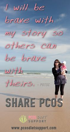 PCOS affects us. Please share to care and raise awareness so that our friends and family who are affected by PCOS can benefit.