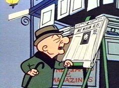 classic tv shows - mr magoo Mr Magoo, Old Cartoons, Classic Cartoons, Cartoon Tv, Cartoon Shows, Classic Tv, Classic Movies, Sweet Memories, Childhood Memories