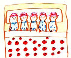 Nightcap Cats, by Pepe Shimada Chat Web, Cat Wine, Fiction, Japanese Artists, Cool Cats, Cat Art, Illustration Art, Artsy, Animals