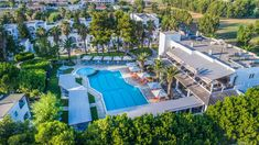Welcome to Kos island. Welcome to the Palladium family hotel. Hospitality in a quiet and friendly atmosphere surrounded by beautiful green gardens Kos, Greece Hotels, Green Garden, Hospitality, Gardens, Island, Building, Outdoor Decor, Beautiful