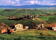 $1199+: Italy: 7-Nt Tuscany Castle Vacation w/Air & Car, $400 Off. Book by August 2. #Tuscany #Italy #vacation #travel #deals