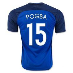 France Soccer Team Euro 2016 POGBA #15 Home Replica Jersey France Soccer Team Euro 2016 POGBA #15 Home Soccer Jersey cheap France Euro 2016s - $22.99 : Cheap Soccer Jerseys,Cheap Football Shirts
