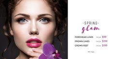 Celebrate Spring Glamour with MySkin Laser Clinics! Book today for a free consultation at your nearest clinic. T&C's apply. Promotion ends October 31st.