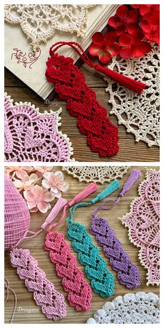 Higher Love Bookmark Crochet Free Pattern - Crochet & Knitting - You are in the right place about crochet projects Here we offer you the most beautiful pictures ab - Crochet Books, Thread Crochet, Easy Crochet, Crochet Stitches, Crochet Patterns, Things To Crochet, Embroidery Patterns, Quilt Patterns, Stitch Patterns