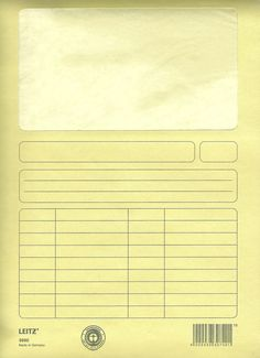 """Бумажная папка с окном. Внизу в центре - знак """"Голубой ангел"""" (Германия). Знак обозначает, что товар экологичен на всех этапах жизненного цикла (добыча сырья, производство, упаковка, доставка, использование, утилизация)."""
