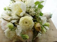 Top florist: FlowerWild ~ All my wedding flowers