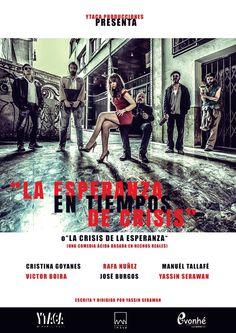 LA ESPERANZA EN TIEMPOS DE CRISIS en los Teatros Luchana