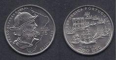 200 Escudos 1999 - Pedro Alvares Cabral #forsale…