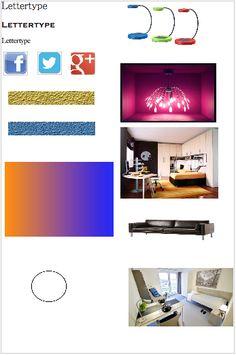 Sfeer, lettertype, afbeeldingen. Ikea xxs