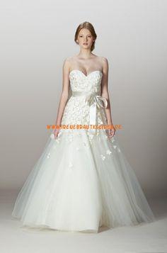 Süße Romantische Hochzeitskleider aus Softnetz