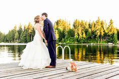 Rose-Lily Photography | Brooke & Ben | Green Gates at Flowing Lake, Snohomish, WA | 2017