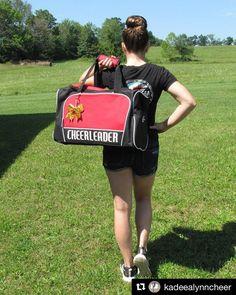 Cheer Bags, Travel Bags, Cheerleading, Gym Bag, Backpacks, Instagram Posts, Outfits, Fashion, Travel Handbags