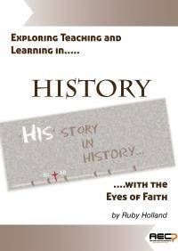 Exploring Teaching and Learning in History - free downloadable resource