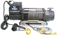 Superwinch 1595201 Tiger Shark 12V Winch with Aluminum Hawse and Synthetic Rope - 9500 lb. Load Capacity - http://www.caraccessoriesonlinemarket.com/superwinch-1595201-tiger-shark-12v-winch-with-aluminum-hawse-and-synthetic-rope-9500-lb-load-capacity/  #1595201, #9500, #Aluminum, #Capacity, #Hawse, #Load, #Rope, #Shark, #Superwinch, #Synthetic, #Tiger, #Winch #Towing-Products-Winches, #Towing-Products-Winches, #Truck