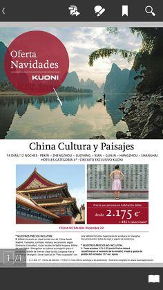 CHINA DIFUSIÓN (FIN DE AÑO) desde 995 € + tasas (salida 27 Diciembre)