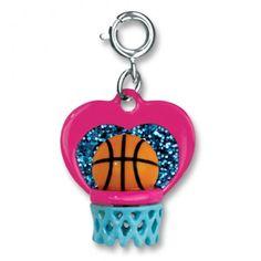 Charmit Basketball Charm - $5.00