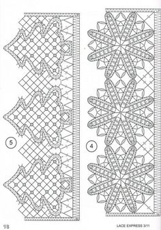 "Журнал ""Lace Express"" 2011 №3 Yarn Crafts, Sewing Crafts, Lace Christmas Tree, Shuttle Tatting Patterns, Bruges Lace, Bobbin Lacemaking, Bobbin Lace Patterns, Lace Heart, Point Lace"