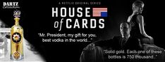 Russo Baltique Vodka by DartZ in House of Cards 3