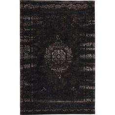 Vintage Pinkpop – Black Brinker Carpets #vloerkledenloods #vintage #rugs